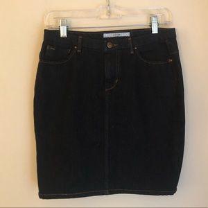 Joe's Jeans Denim Pencil Skirt